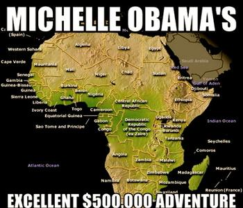 michelle obama s excessive vacations