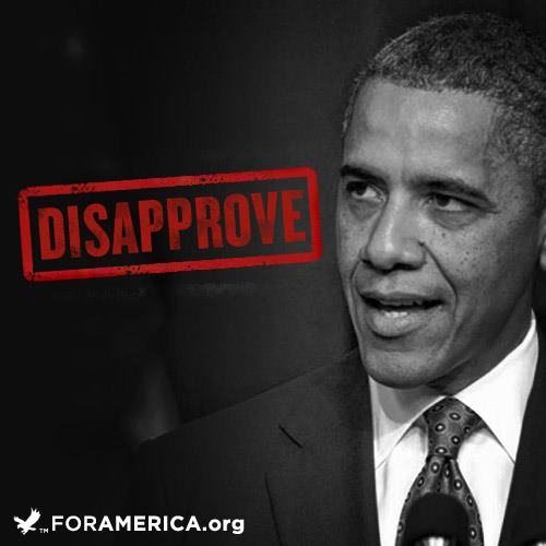 obama disapprove