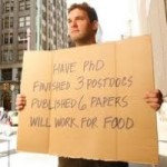 PhDs unemployed